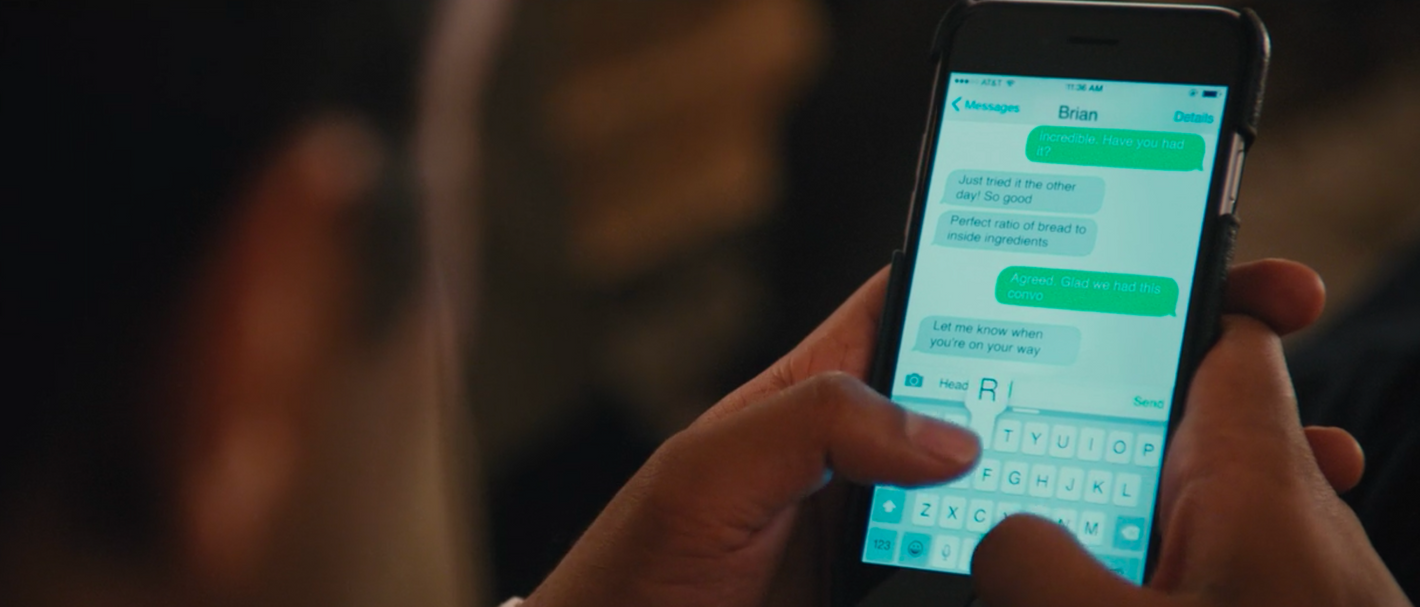 why texting is such a rich narrative tool for the modern romantic comedy