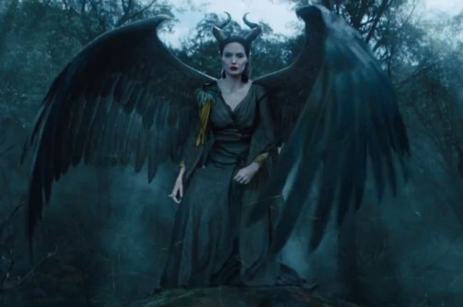 New Maleficent Trailer There Be Dragons