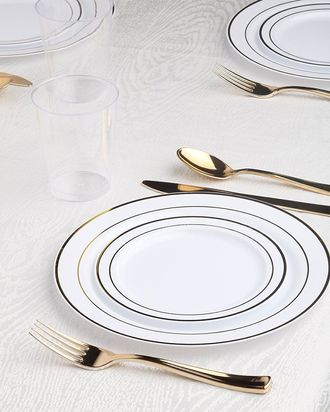 Best Fancy Disposable Plates on Amazon