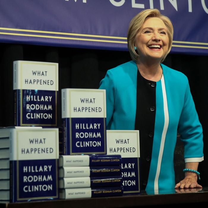 Hillary Clinton Latest News: Hillary Clinton's New Book: 28 Things We Learned