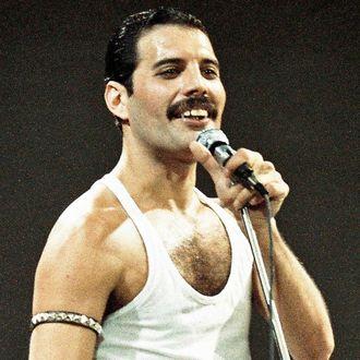 Queen Perform At Live Aid At Wembley