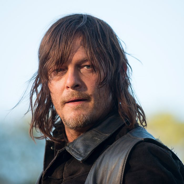 Norman Reedus as Daryl Dixon - The Walking Dead _ Season 6, Episode 14 - Photo Credit: Gene Page/AMC