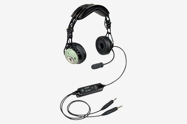 David Clark DC PRO-X Hybrid Electronic Noise-Cancelling Aviation Headset