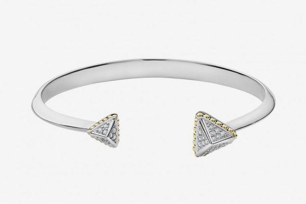 KSL Diamond Cuff Bracelet