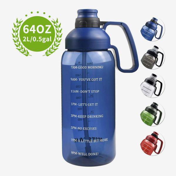 Bouteille d'eau de motivation Vitscan