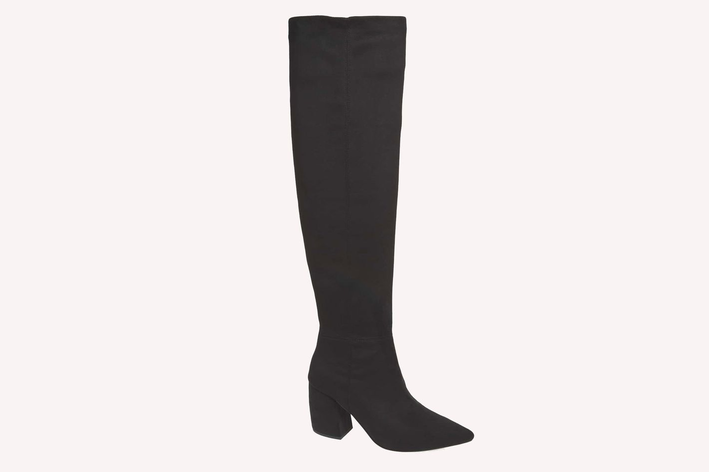 Jeffrey Campbell Final Slouch Over the Knee Boot