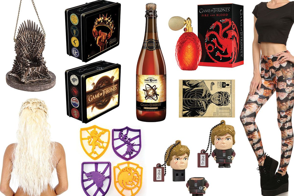 Game Of Thrones Gifts For The Obsessive In Your Life