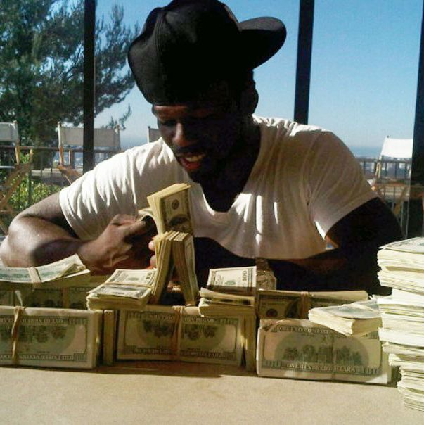 60 Times 50 Cent Rapped About How Much Money He Has