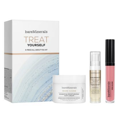 Bare Minerals Treat Yourself 3-Piece All About You Kit