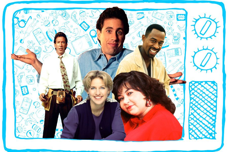 Sitcoms of the 90s