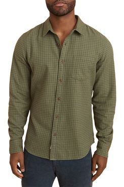 Marine Layer Culver Relaxed Fit Button-Down Shirt