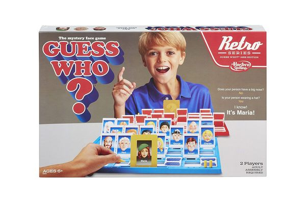 Guess Who? Retro Series 1988 Edition