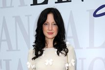 VENICE, ITALY - SEPTEMBER 02:  Actress Andrea Riseborough attends the 68th Venice Film Festival at Lancia Cafe on September 2, 2011 in Venice, Italy.  (Photo by Vittorio Zunino Celotto/Getty Images for Lancia)