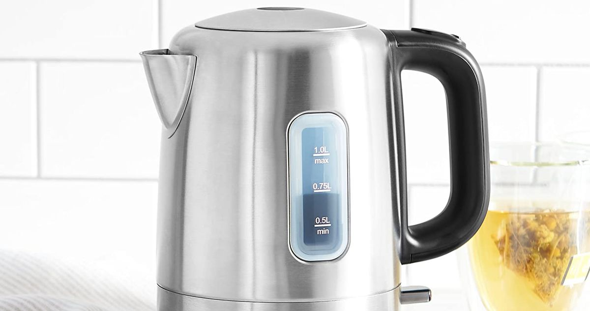Double Wall Cool Touch Fast Boil Water Heater Kettle for Tea/&Coffee Keep Warm Smart Electric Water Kettle Variable Temperature Control Insulated Hot Water Kettle LED Display
