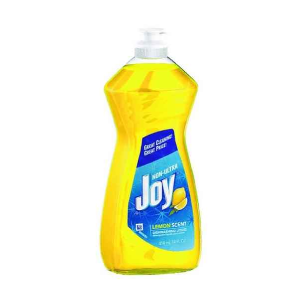 Joy Non-Ultra Dishwashing Liquid, 14 Ounce