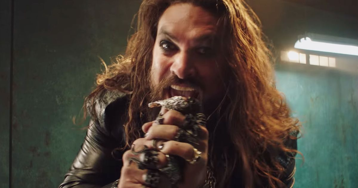 Ozzy Osbourne Very Confidently Casts Jason Momoa to Play Him in New Music Video