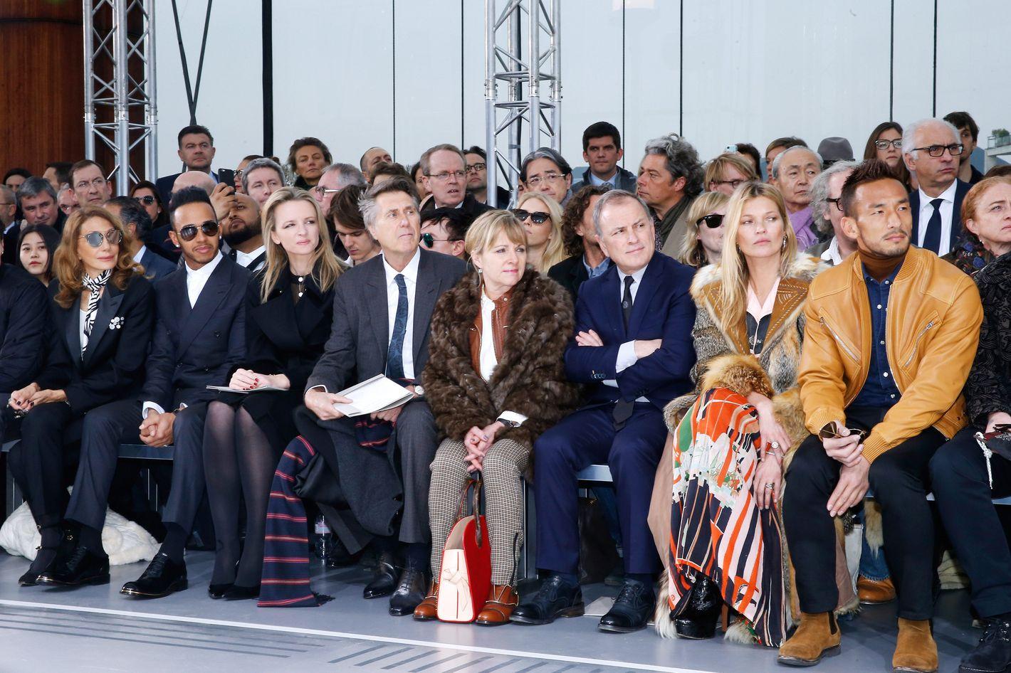 Louis Vuitton Men S Tiny Bags And Men In Turtlenecks