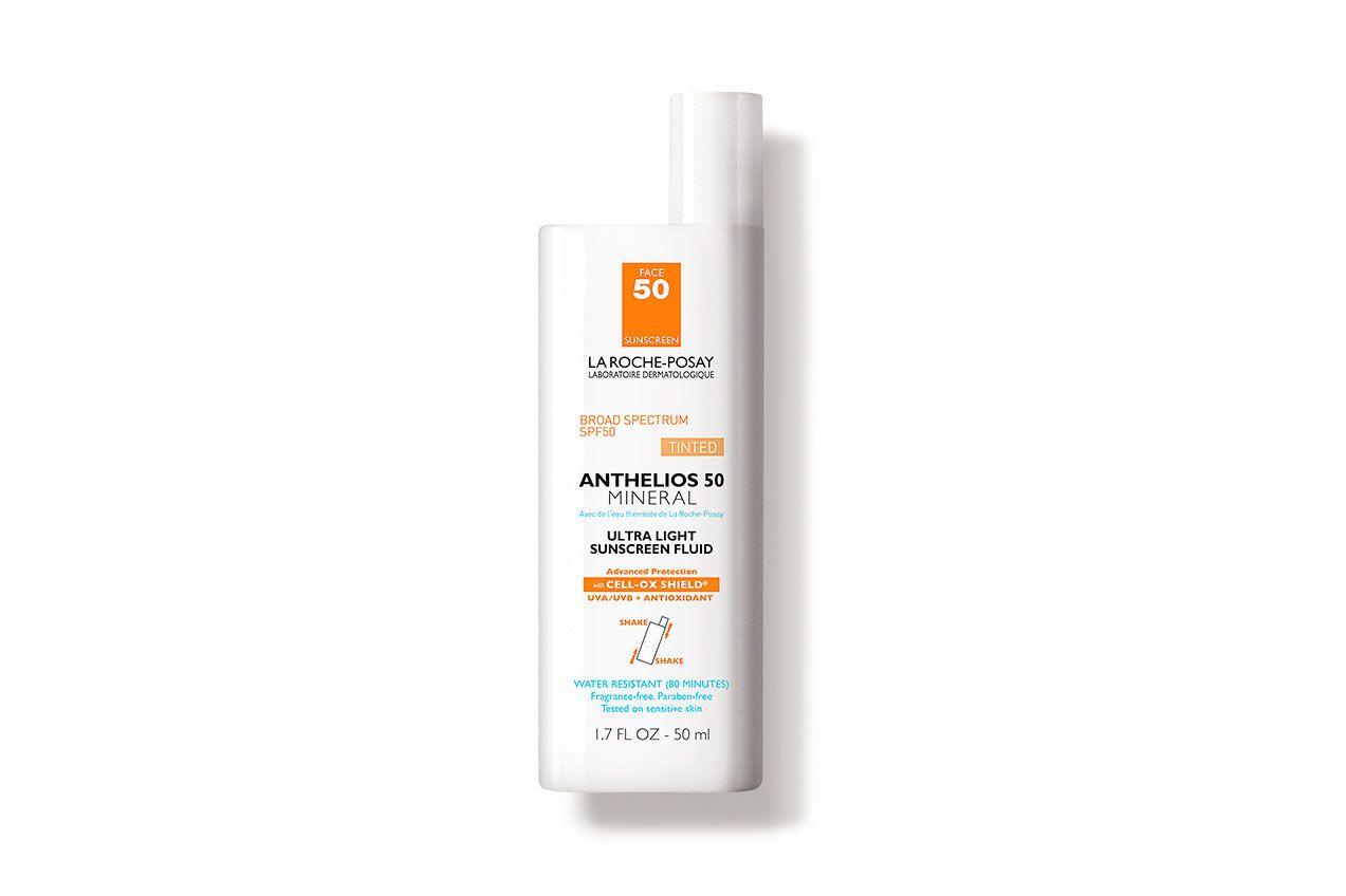 La Roche-Posay Anthelios 50 Tinted Mineral Ultra Fluid Sunscreen