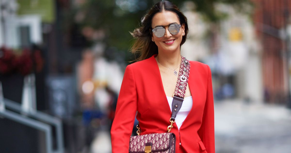 Street Style - New York Fashion Week September 2018 - Day 9