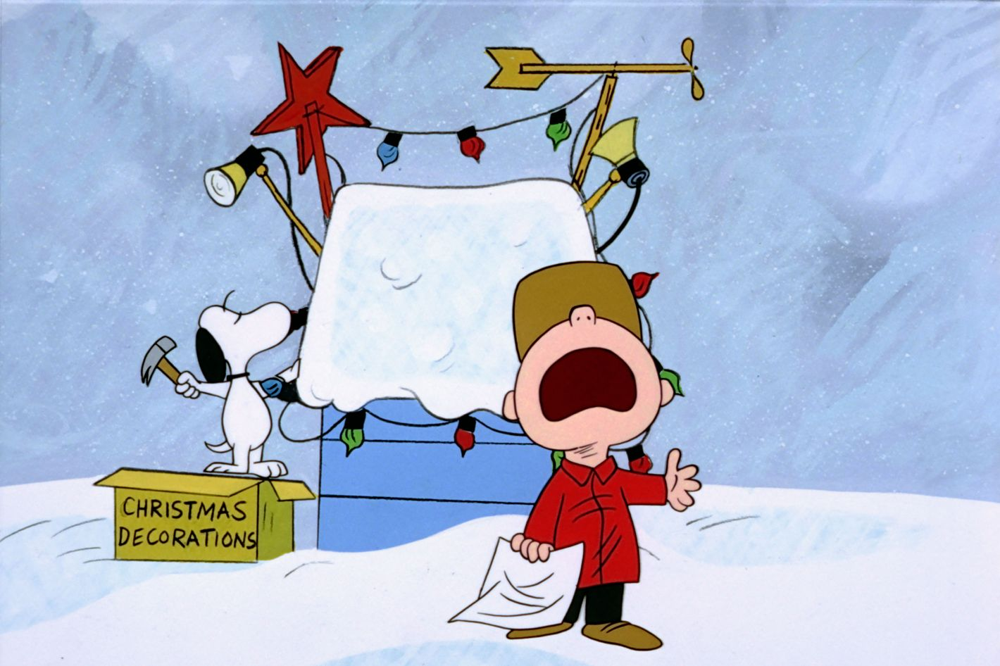 how a charlie brown christmas almost wasnt - Charlie Brown Christmas Decorations