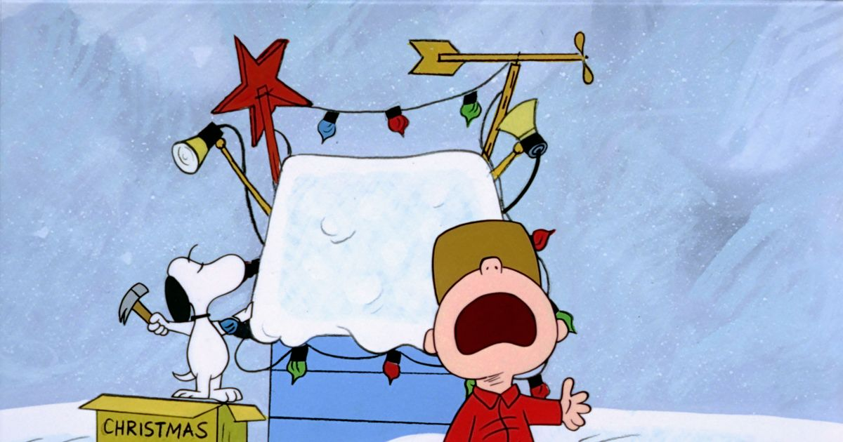 Charlie Browns Christmas.How A Charlie Brown Christmas Almost Wasn T