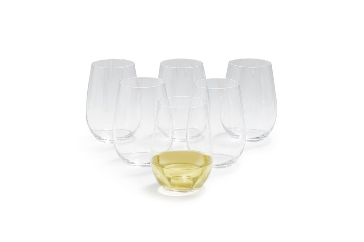 Riedel Stemless Riesling Wine Glasses