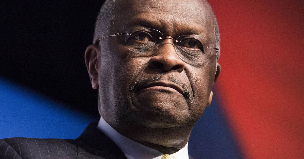 Herman Cain says sexual harassment allegations not a ...  |Herman Cain