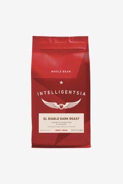 Intelligentsia El Diablo Dark Roast, Direct Trade, Whole Bean Coffee