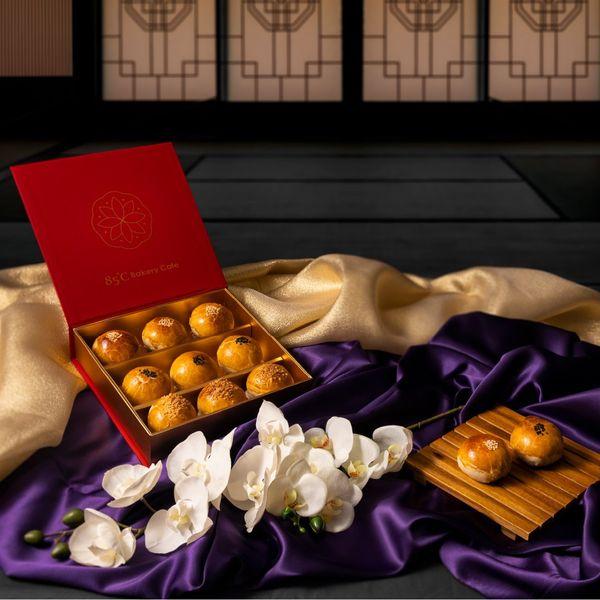 85°C Taiwanese Style Mooncake Gift Box