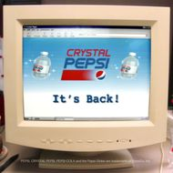 Crystal Pepsi Is Back — Sort Of