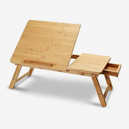 Harcas Bamboo Laptop Stand