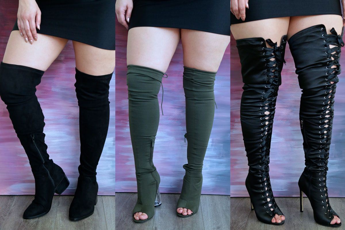 29a4d83d6d4e 5 Thigh-High Boots That Will Actually Fit Over Your Legs
