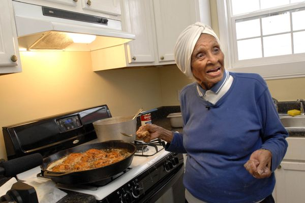 New Orleans Legend Willie Mae Seaton Has Died at 99