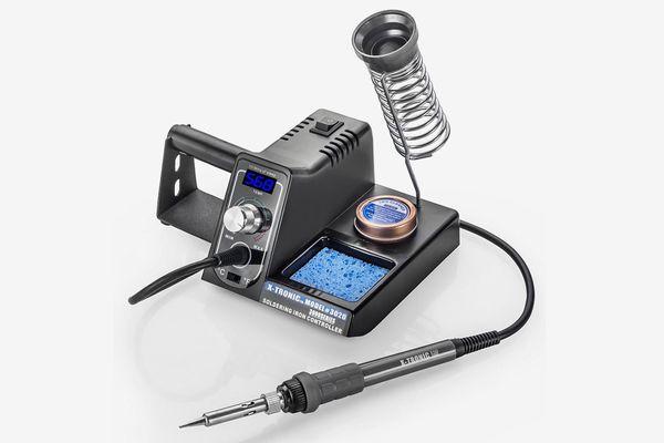 X-Tronic Model #3020-XTS Digital Display Soldering Iron Station