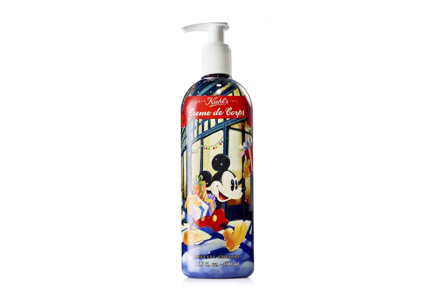 Disney X Kiehl's Limited Edition Creme De Corps Whipped Body Butter