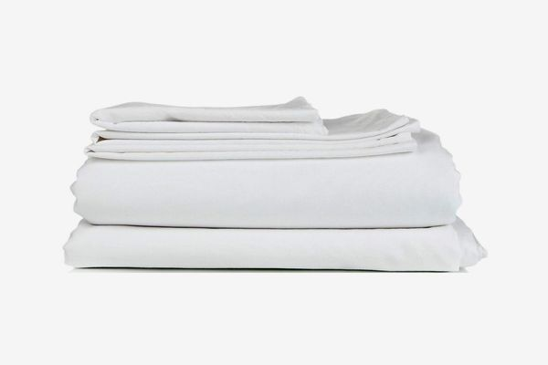 Thread Spread 600-Thread-Count 100% Egyptian Cotton Sheets & Pillowcases Set