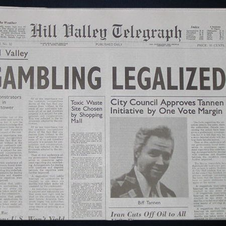 Gambling News Articles