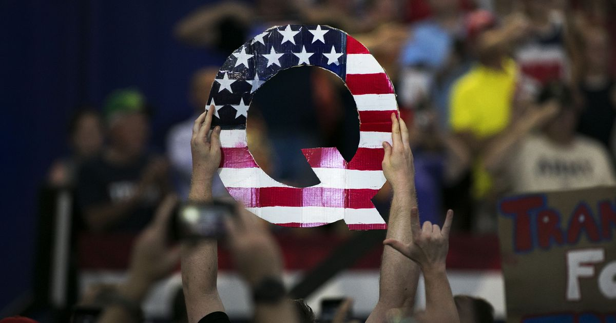 What the End of the Mueller Report Means for QAnon