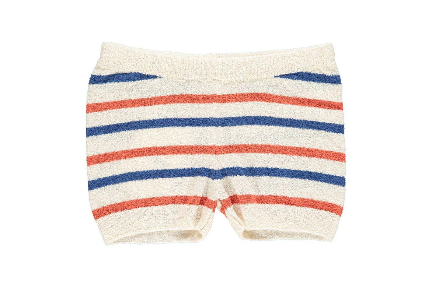 Bobo Choses Stripe Knit Shorts