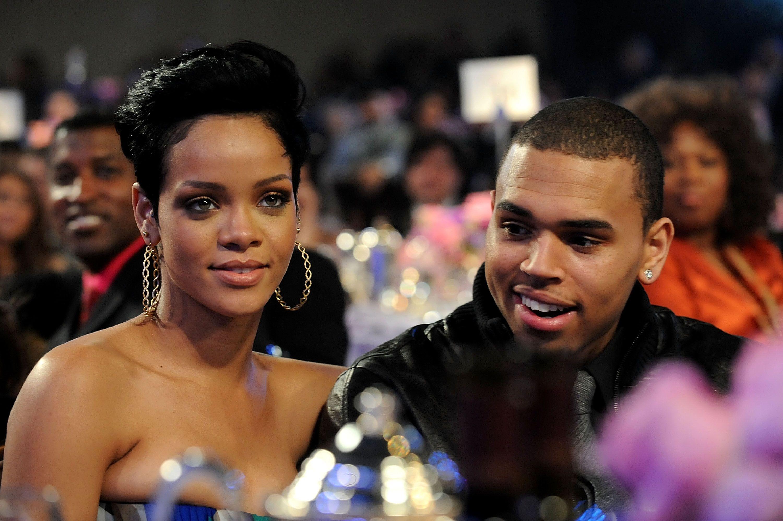 Comment Se Sont Rencontrer Chris Brown Et Rihanna