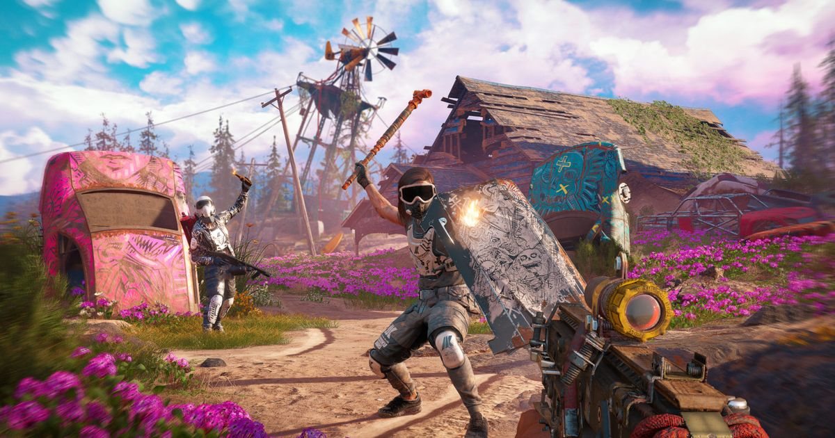 Far Cry: New Dawn Is a Sillier, Better Version of Far Cry 5