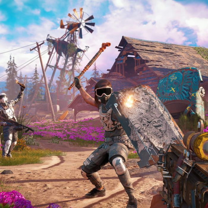 Far Cry New Dawn Review A Sillier Version Of Far Cry 5