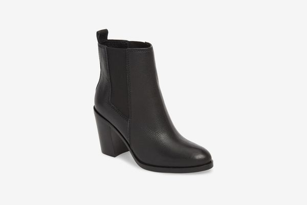 Splendid Newbury Leather Ankle Boots