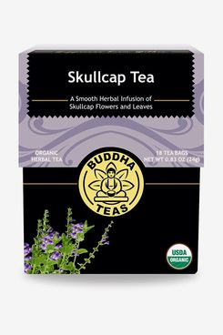 Buddha Teas Organic Skull Cap Tea