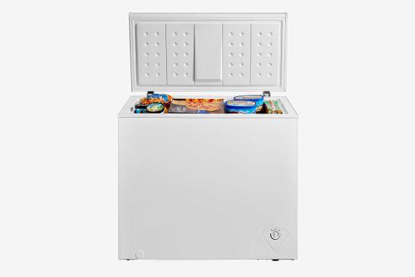 Midea 7.0 Cubic Feet Single Door Chest Freezer