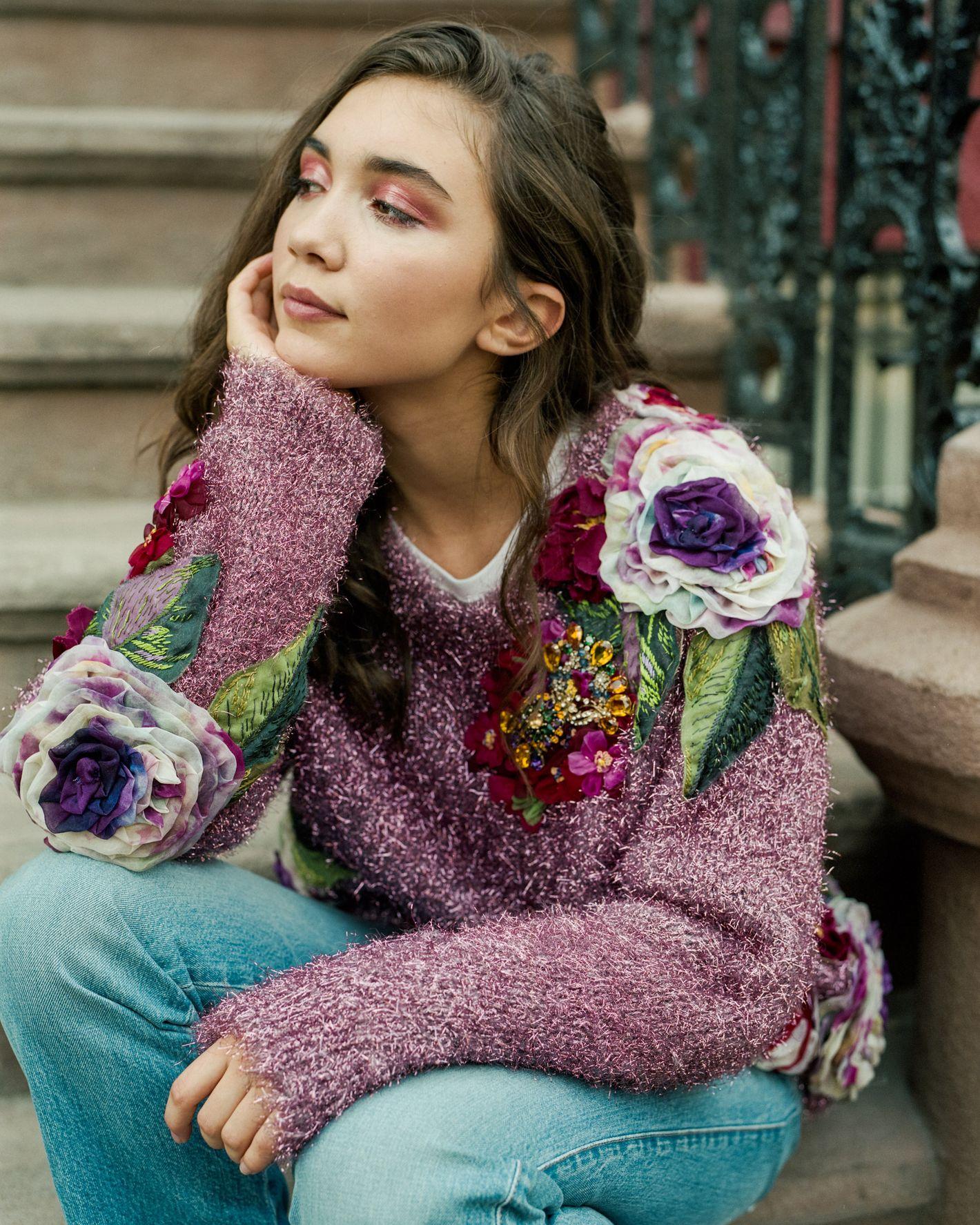 Girl Meets World's Rowan Blanchard on Feminism, Hollywood