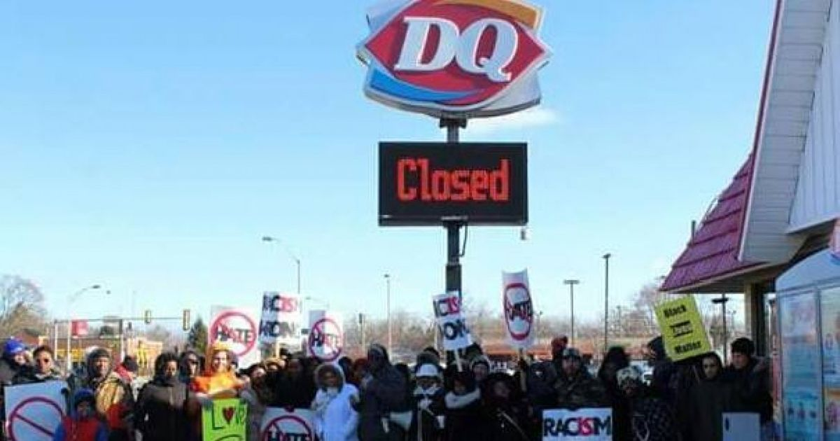 Dairy Queen Tells Racist Franchisee His Store Is Closed Forever