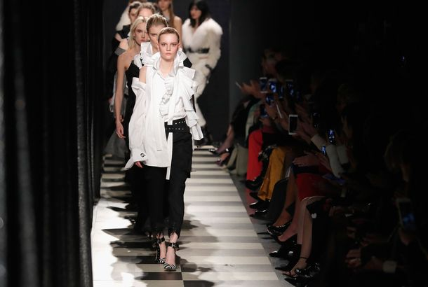 New York Fashion Week - New York Magazine