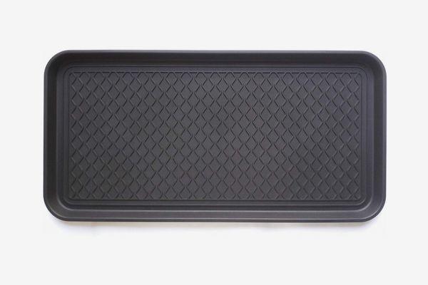 "Ottomanson Multi-Purpose Indoor & Outdoor Waterproof Tray (30"" x 15"")"