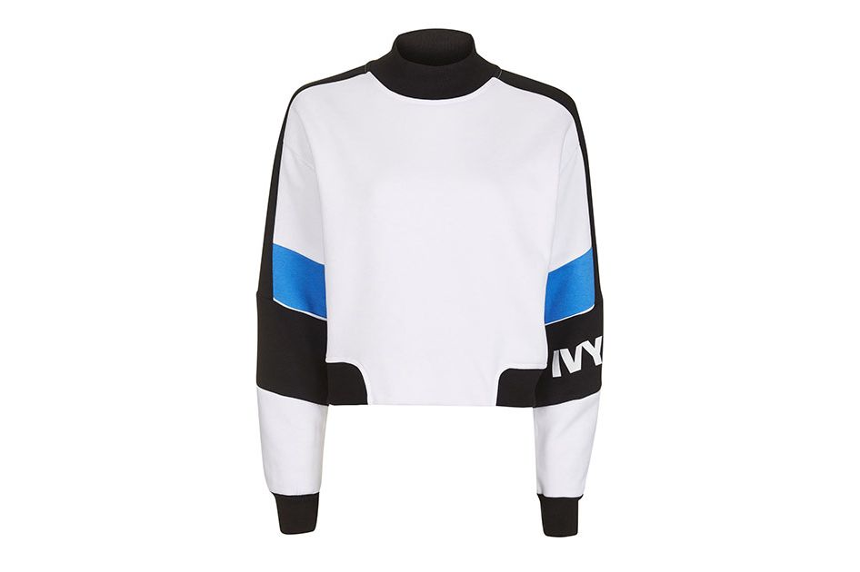 Ivy Park colorblock pullover